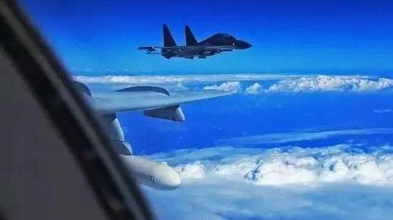 俄专家:日本根本无力应对中国空军飞越宫古海峡