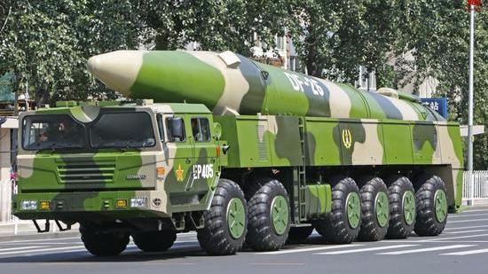 解放军导弹旅疑似首次列装东风26 首发即命中