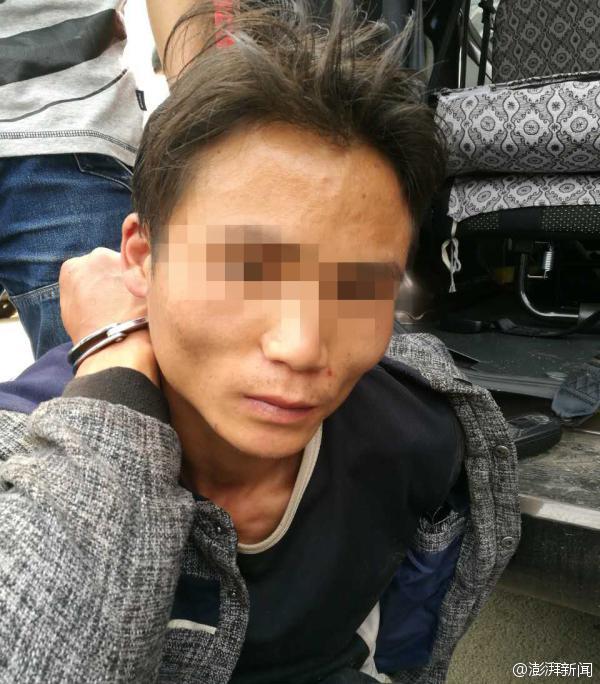 昆明警方抓获会泽县16人死亡案一名犯罪嫌疑人