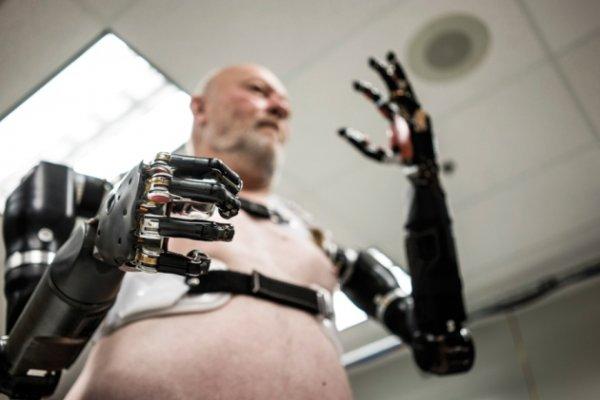 钢铁侠还是阿凡达!科学家组织了一场顶级半机械人奥运会