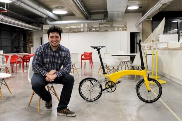 号称世界上最轻的折叠自行车开始量产 仅6.5公斤