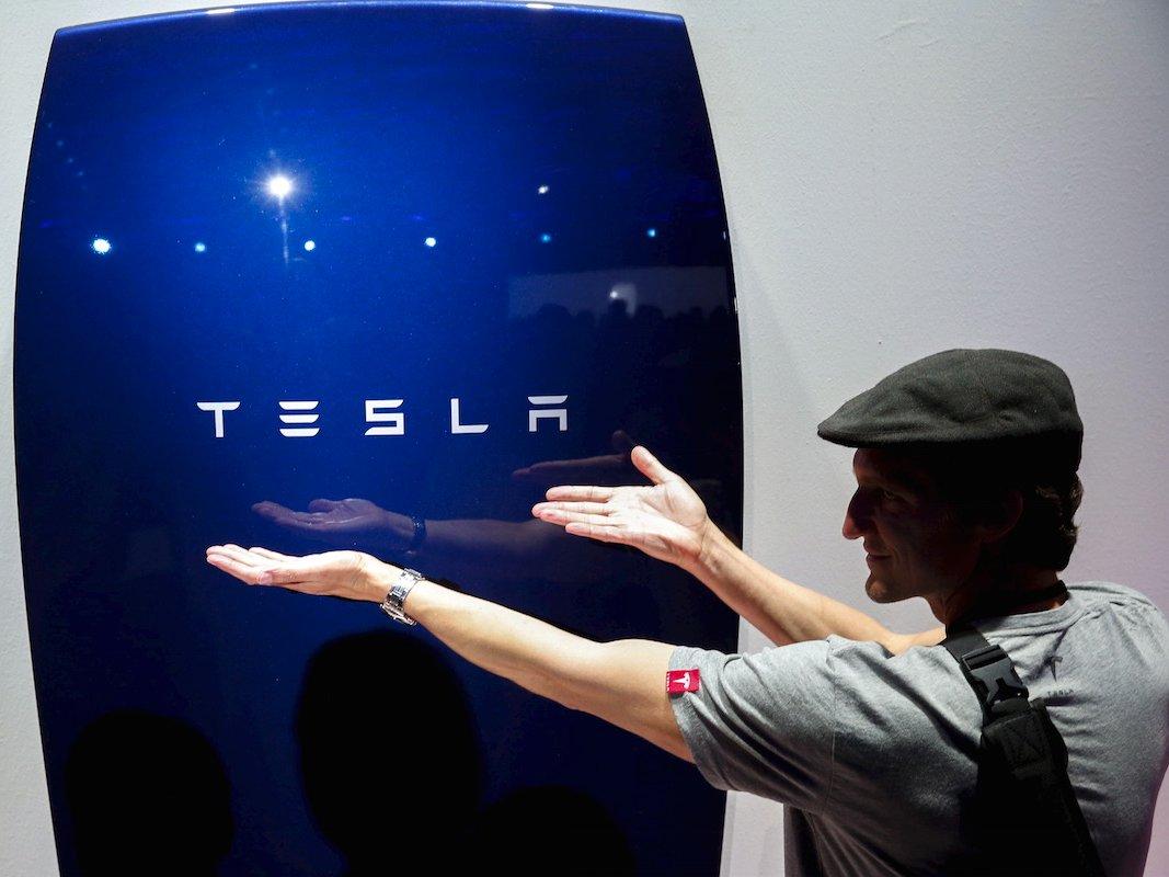 LG化学拟靠家用电池挺进美国市场 或成特斯拉劲敌
