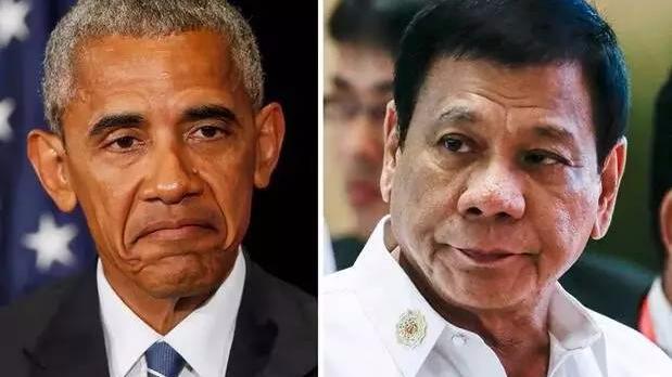 菲律宾总统称不会与美国断交 外交不受美摆布