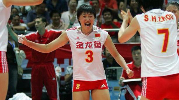女排奥运冠军发狗照讽裁判:不认识我?是中国人吗