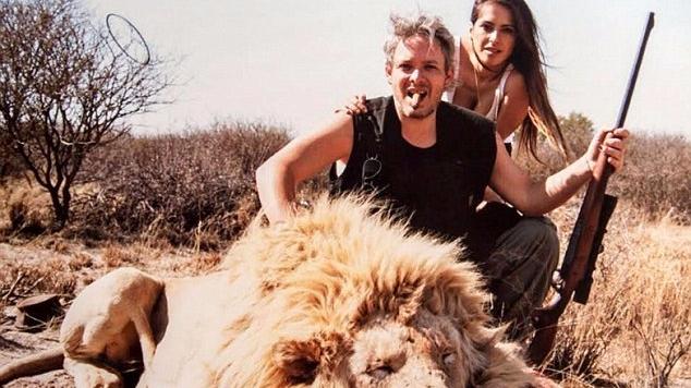 阿根廷亿万富翁与娇妻血腥狩猎引众怒