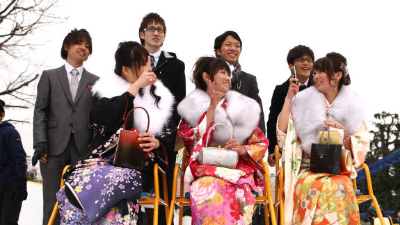 僧侣当婚介 日本兴起寺院内相亲