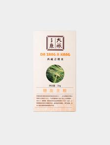 大藏吉康青稞米 1kg装