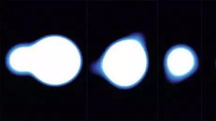 宇宙天体爆发神秘闪光:天文学家集体蒙圈
