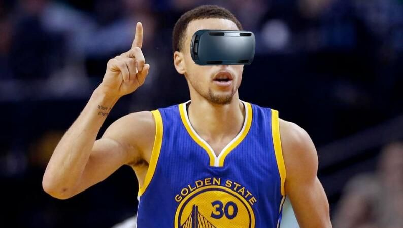 NBA也玩VR:本赛季NBA每周直播一场VR比赛