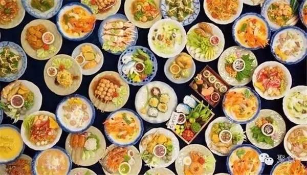 2016年广州美食美食节开幕每国际推出100围淮扬大天将菜悦城图片
