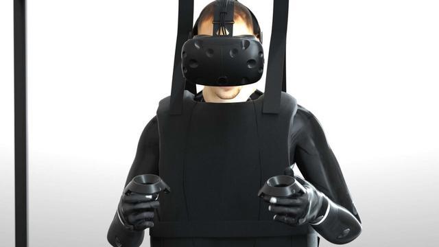 """这个VR系统将帮""""换头""""的病患适应身体"""
