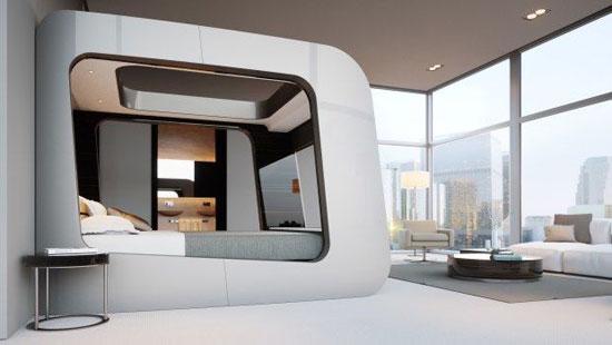 价值3万美元的HiCan智能床
