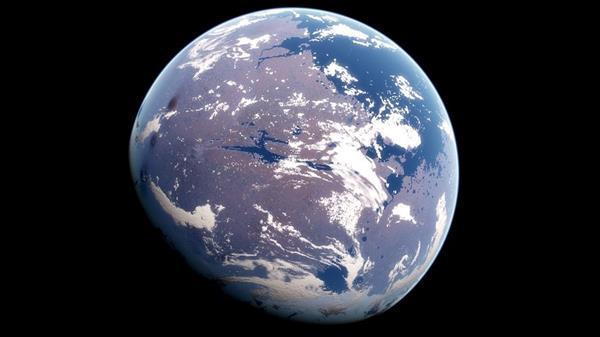 火星生命消亡之谜:超级干旱而亡?