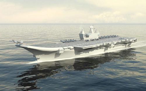 美军向印度分享航母技术制衡中国 结果被蠢哭