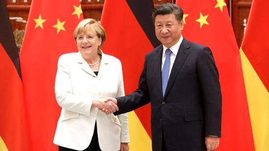 德国正式接任G20主席国