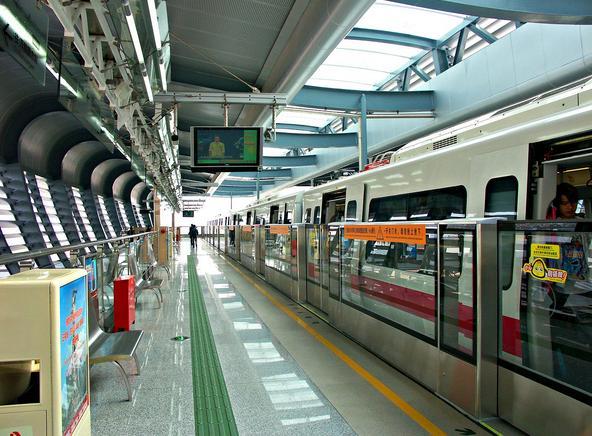 广州地铁七号线月底开通 这些公交站点要变