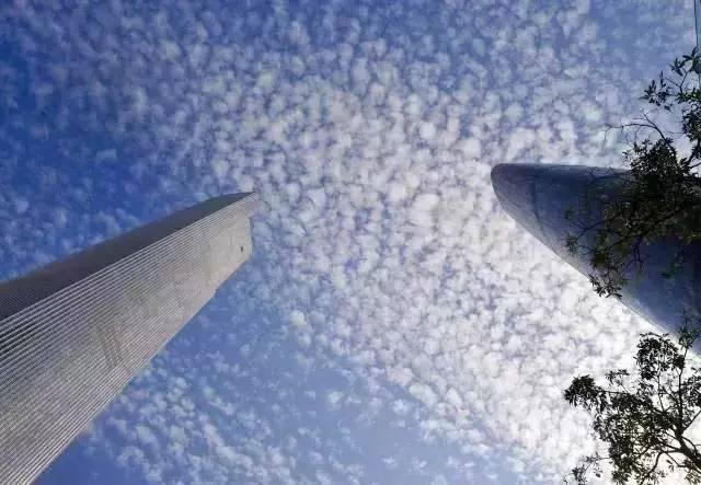 最近被广州蓝、棉花糖刷屏?你的冷空气