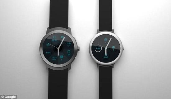 谷歌也有自己的智能手表了?下月发布,LG代工