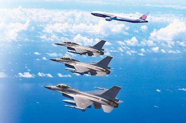 台军将用6年升级F-16战机 称可匹敌解放军歼20
