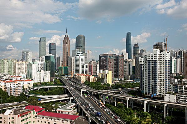 我们的目标是超级城市!广州枢纽型网络城市加速成型