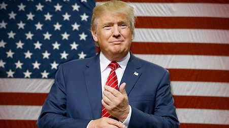 特朗普就职美国总统倒计时 谁将与他共掌白宫?