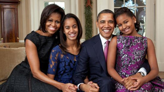 奥巴马退休后入住富人区豪宅 靠近特朗普女儿住所