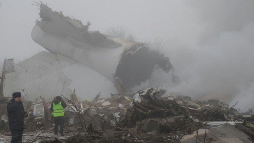 土航货机坠毁已造成至少32人遇难 多为地面居民