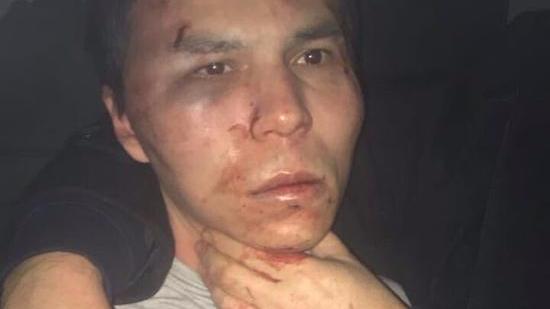 土耳其夜店致39死恐袭案主犯被捕 抓捕照曝光