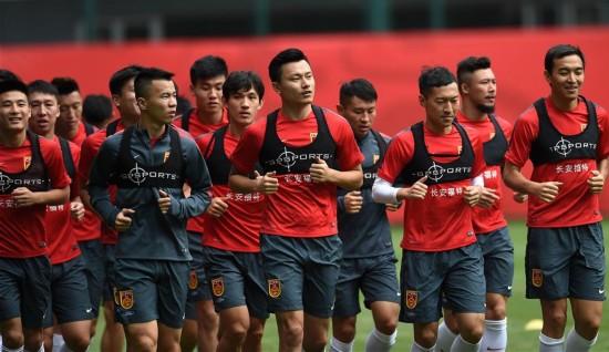 2020行动计划:男足进东京奥运会 19亚洲杯进4强