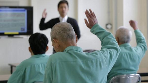"""日本老年犯罪率飙升 七成""""留恋""""监狱生活"""