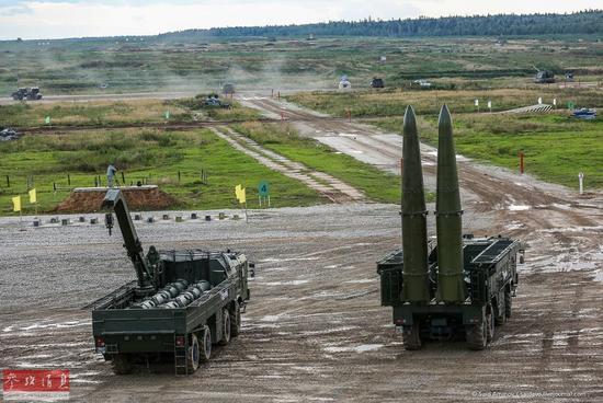 美刊称俄伊斯坎德尔导弹部署叙利亚:可打遍中东