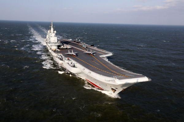 美媒:亚太将现航母军备竞赛 中国或有6艘航母