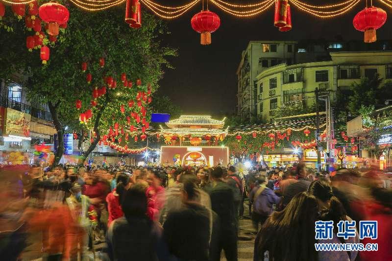 火爆!中国春节将成全球黄金周