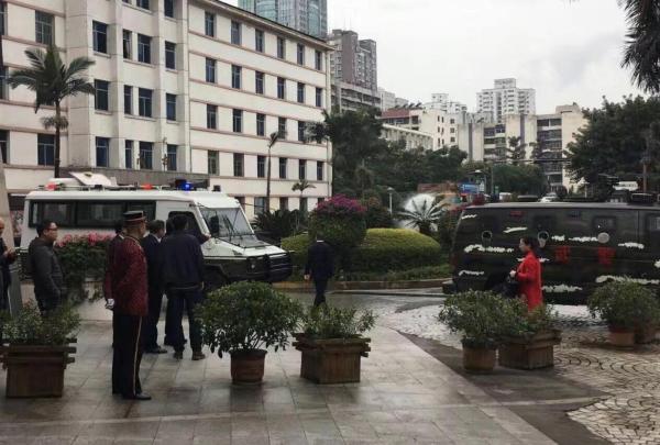四川攀枝花市委书记、市长遭国土局长枪击