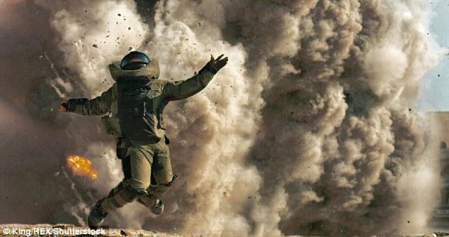 美军研发智能传感器 记录士兵遭遇爆炸强度
