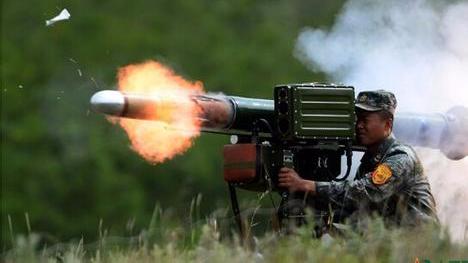 俄媒称中国红箭8导弹已出口20国 还有更先进型号