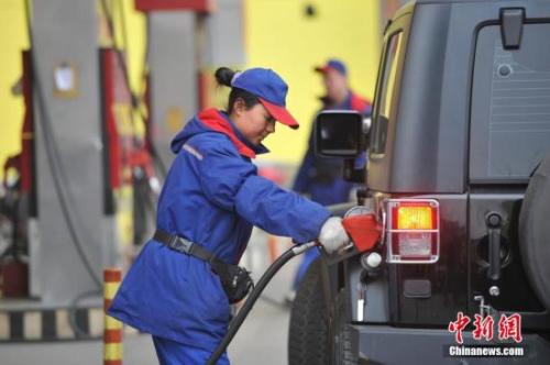 """成品油今迎2017年首次调价 机构预测跨年""""四连涨"""""""