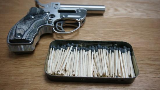 网购火柴枪代价太大:淘宝买卖双方均有获刑者
