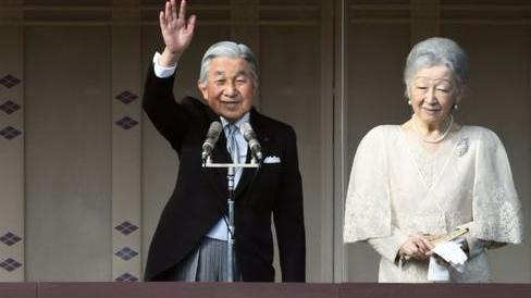 日本众参两院召开联合会议 拟完善天皇退位法律