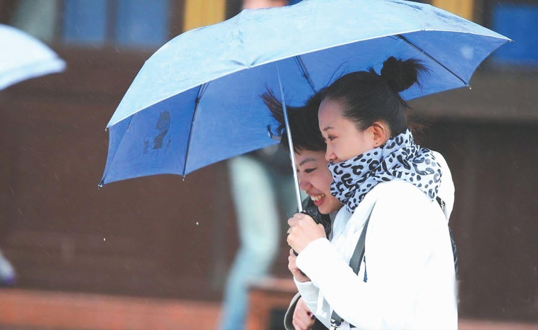 强冷空气22日影响广东 粤北部分市县或迎5℃以下低温