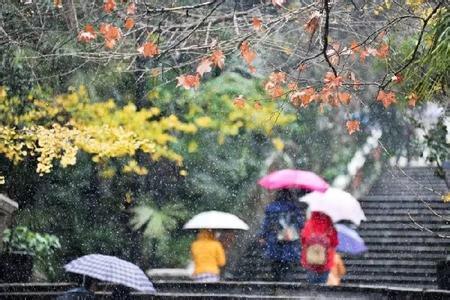 阴冷天气将结束!广东气温明起缓慢回升