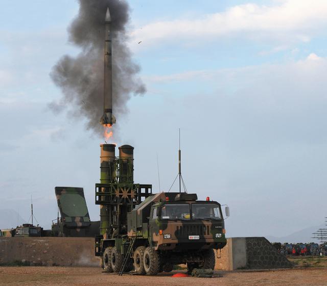 军事专家:雾霾不会对国际主流防空武器产生影响