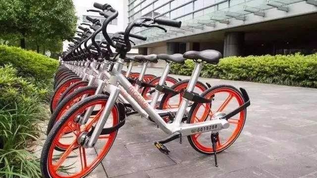 百万共享单车微信扫码可开锁