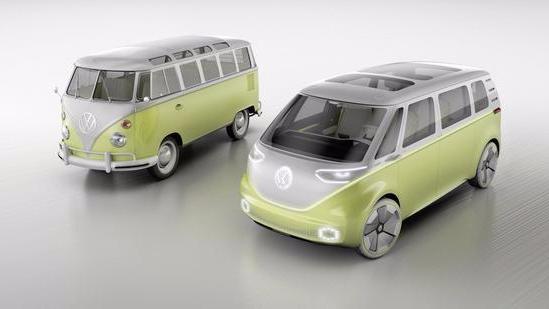 盘点今年亮相的9款概念车:疯狂的不仅仅是外表