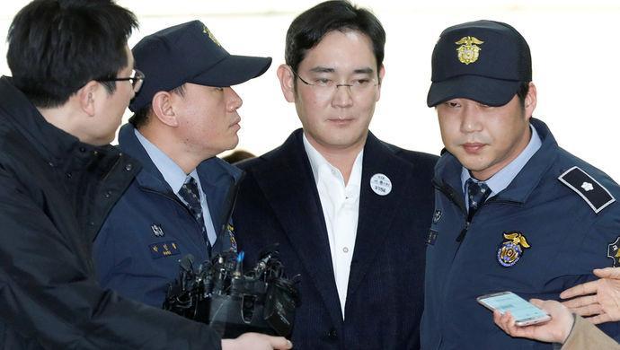 韩进行弹劾案第15次庭辩 三星遇创立来最严重危机