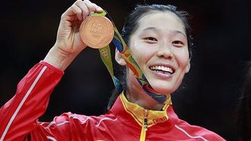 朱婷获排球年度最佳女运动员 连摘美媒两大殊荣