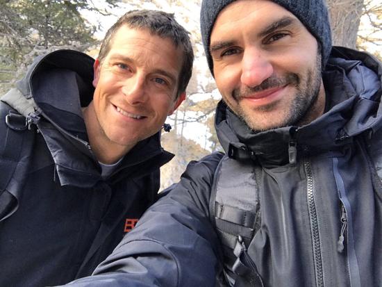 费德勒将亮相荒野求生:史诗般穿越瑞士雪山旅行
