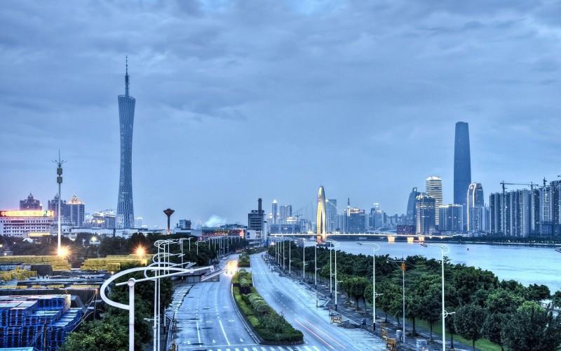 """广州6条美出天际的""""绿道""""  等着你"""