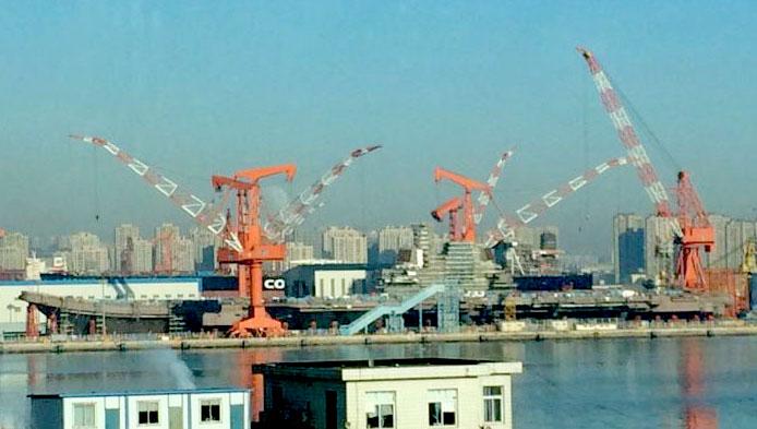 专家:中国未来航母或吨位更大 预警机将上舰