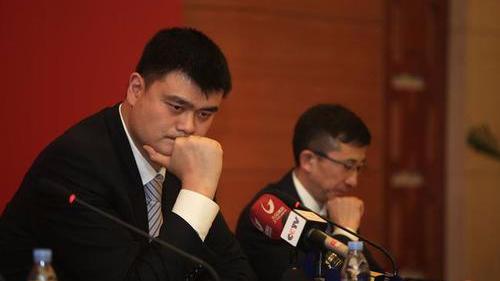 姚明改革细节曝光 增加CBA场次取消亚洲外援
